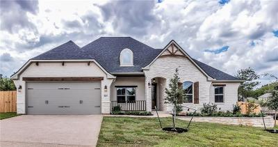 Bryan Single Family Home For Sale: 3217 Old Spring Way