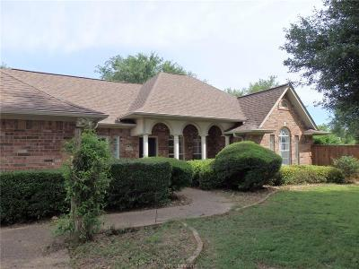 Bryan Single Family Home For Sale: 6350 Ethan Lane
