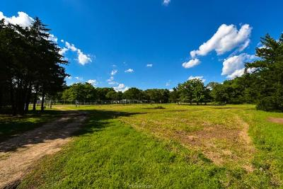 Burleson County Single Family Home For Sale: 2633 County Road 376 (+/-5 Acres)
