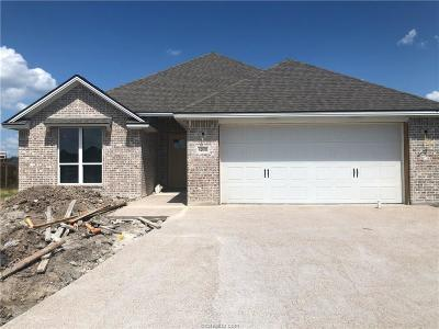 College Station Single Family Home For Sale: 4008 Oak Meadow Grove Circle
