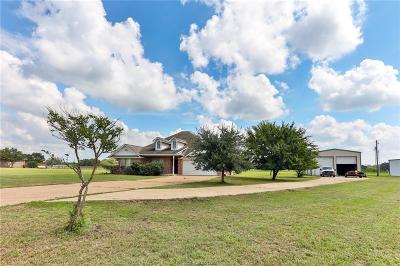 Bryan Single Family Home For Sale: 6246 Whitetail Lane