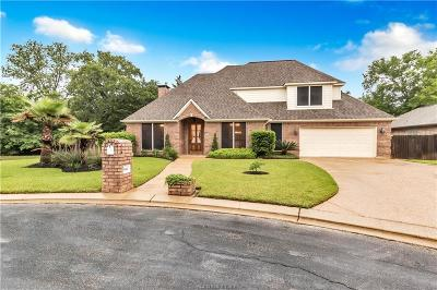 College Station Single Family Home For Sale: 9414 Whitney Lane
