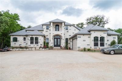 College Station Single Family Home For Sale: 20663 Fm 2154 Farm To Market Road