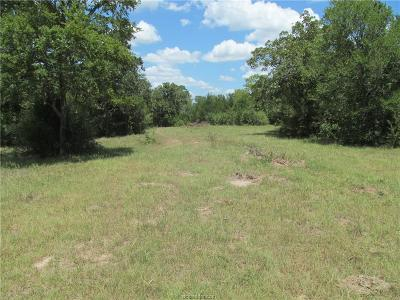 College Station Residential Lots & Land For Sale: 23.00 Acre Stousland Road