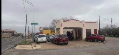 Bryan Commercial For Sale: 507 South Texas