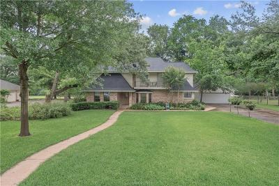 Caldwell Single Family Home For Sale: 815 Copperas Drive