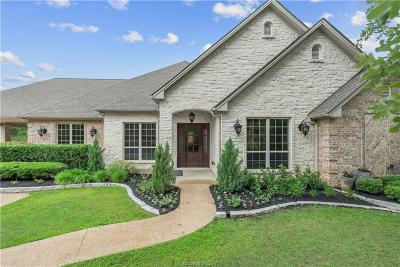 Brazos County Single Family Home For Sale: 3481 Chaco Canyon Drive