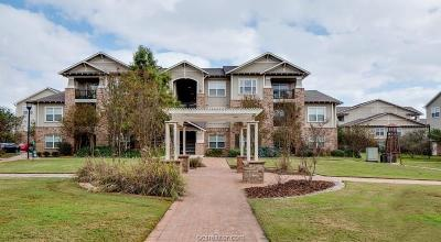 College Station Condo/Townhouse For Sale: 1725 Harvey Mitchell Parkway #2223