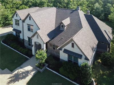 College Station Single Family Home For Sale: 18045 Martingale Court