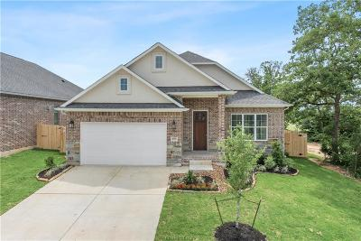 College Station Single Family Home For Sale: 4006 Brownway Dr