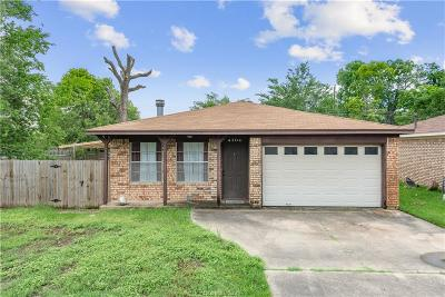 Bryan Rental For Rent: 4304 Green Valley