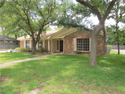 College Station Single Family Home For Sale: 1117 Merry Oaks