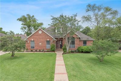 College Station Single Family Home For Sale: 4603 Caddie Court