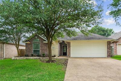 College Station Single Family Home For Sale: 4206 Drogo Court