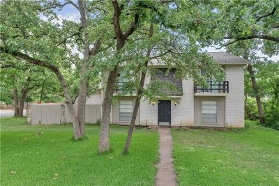 Single Family Home For Sale: 1308 West Todd Trail