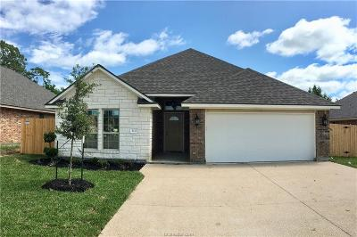 College Station Single Family Home For Sale: 1127 White Dove Trail