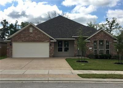 College Station Single Family Home For Sale: 1210 Brunswick Court