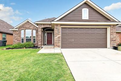 College Station Single Family Home For Sale: 5125 Stewart Drive