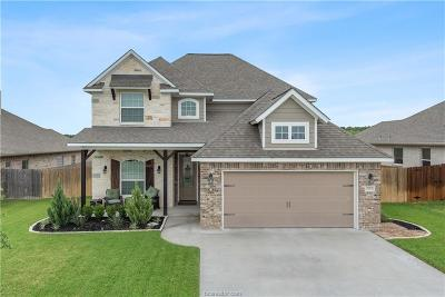 Bryan Single Family Home For Sale: 3072 Archer