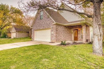 Bryan Single Family Home For Sale: 416 N Coulter Drive