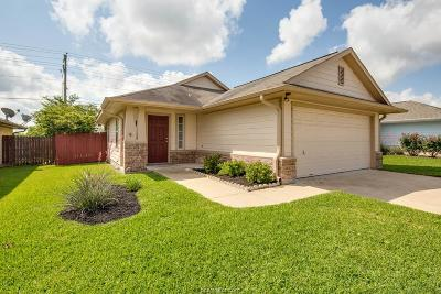 College Station Single Family Home For Sale: 912 Trellis Gate Court