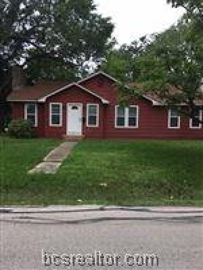 Bryan Rental For Rent: 112 Williamson Drive