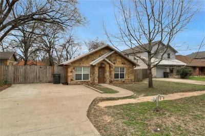 College Station, Bryan Single Family Home For Sale: 406 West 24th Street