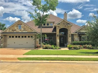 College Station Single Family Home For Sale: 4209 Egremont Court