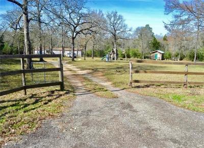 Bryan Single Family Home For Sale: 8144 Jackrabbit Lane