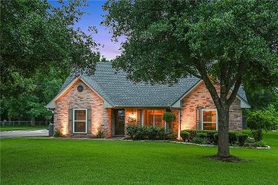 Bryan Single Family Home For Sale: 2007 Pinewood Drive