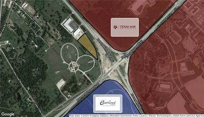 College Station, Bryan, Iola, Caldwell, Navasota, Franklin, Madisonville, North Zulch, Hearne Residential Lots & Land For Sale: 404 Harvey Mitchell Parkway S