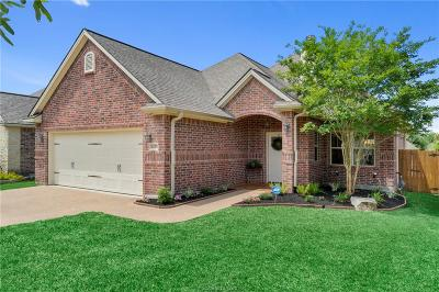 College Station Single Family Home For Sale: 4255 Rocky Rhodes Drive