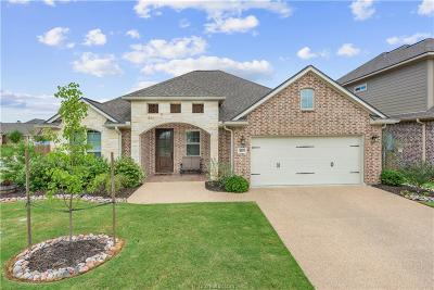 College Station Single Family Home For Sale: 4101 Shady Brook