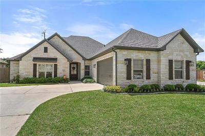 College Station Single Family Home For Sale: 4511 Tonbridge Drive