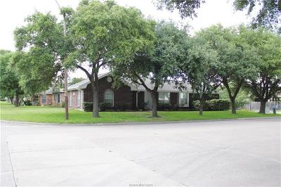 College Station Single Family Home For Sale: 4021 Windswept Drive