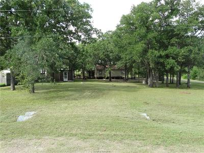Burleson County Single Family Home For Sale: 207 White Oak Street