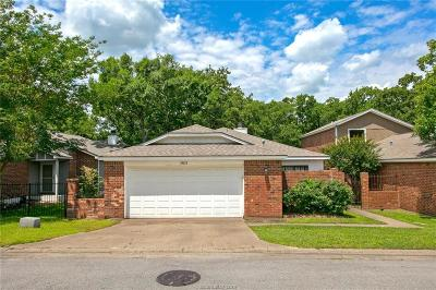 Brazos County Single Family Home For Sale: 1903 Wilderland