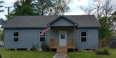Navasota Single Family Home For Sale: 818 Church Street