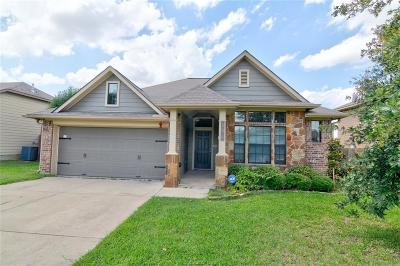 Navasota Single Family Home For Sale: 206 Boulder Drive