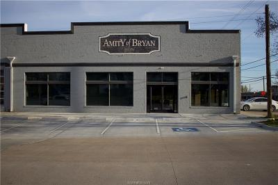 Bryan Commercial For Sale: 300 W 26th