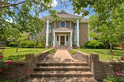 College Station Single Family Home For Auction: 8606 Rosewood Drive