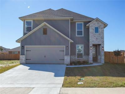 Bryan Single Family Home For Sale: 2120 Mountain Wind Loop
