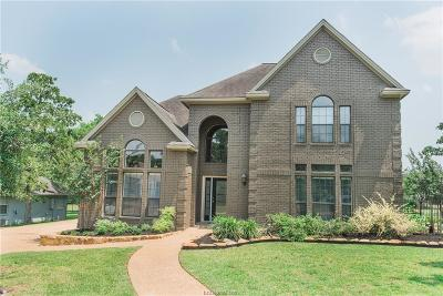 College Station Single Family Home For Sale: 1100 12th Man