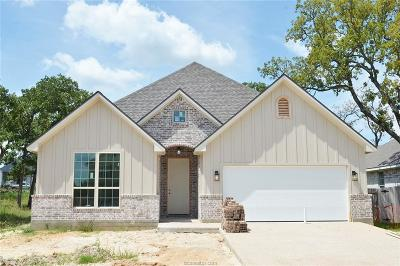 College Station Single Family Home For Sale: 4014 Eskew Drive