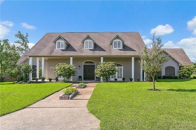 Bryan Single Family Home For Sale: 4307 Birchcrest Lane