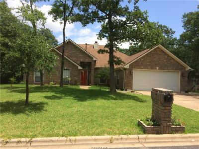 College Station Single Family Home For Sale: 2811 Socorro