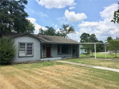 Bryan Single Family Home For Sale: 716 Enfield Street