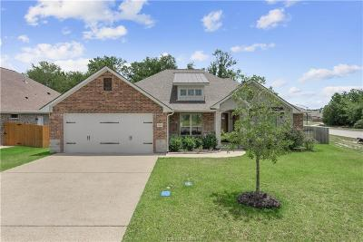 Bryan Single Family Home For Sale: 3000 Embers