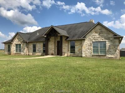 Bryan Single Family Home For Sale: 9652 Locke Road