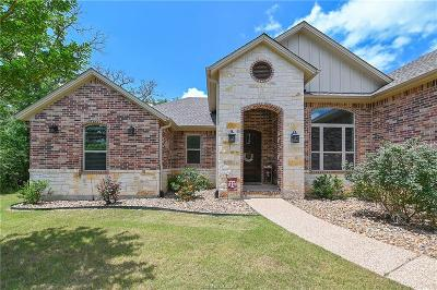 College Station Single Family Home For Sale: 18266 Cantle Court